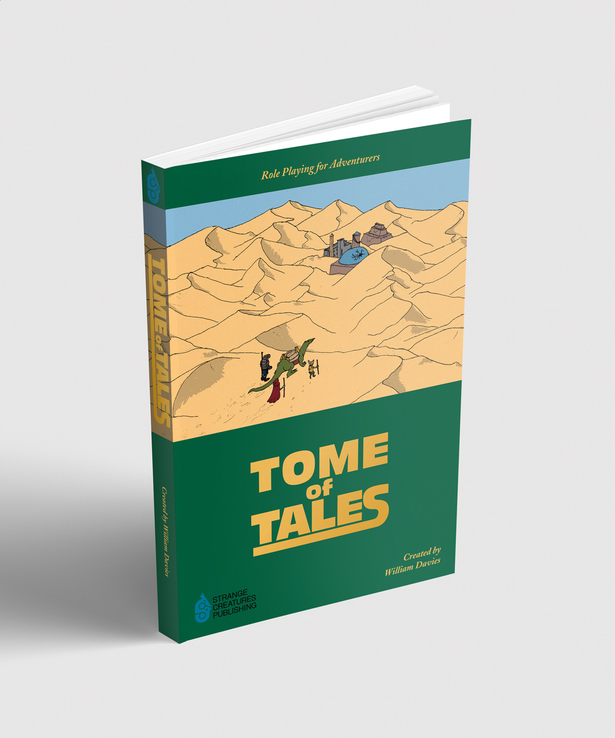 Tome of Tales